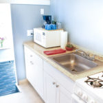 Driftwood Cottage comes with a full kitchen
