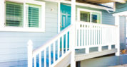 Pelican Cottage offers a Queen bed, sleeper sofa, full kitchen and private bath.